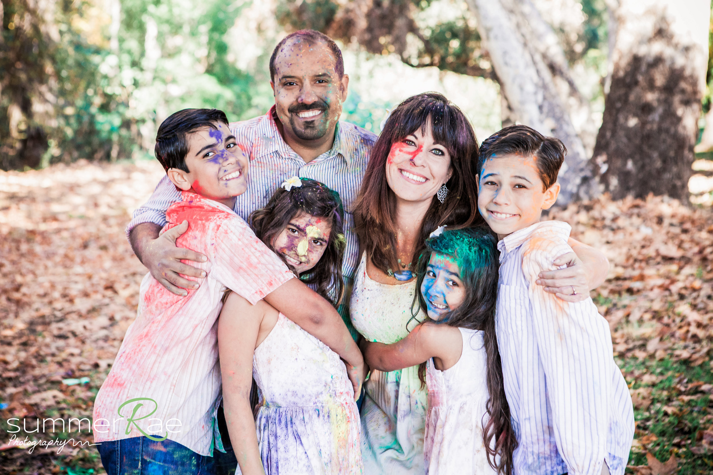 Huge thank you to my friend Beki for capturing my family!