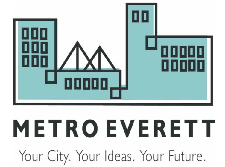 Metro Everett Logo