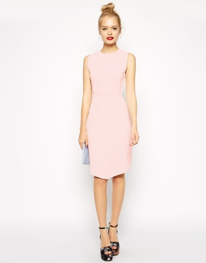 Asos- Baby Pink Dress