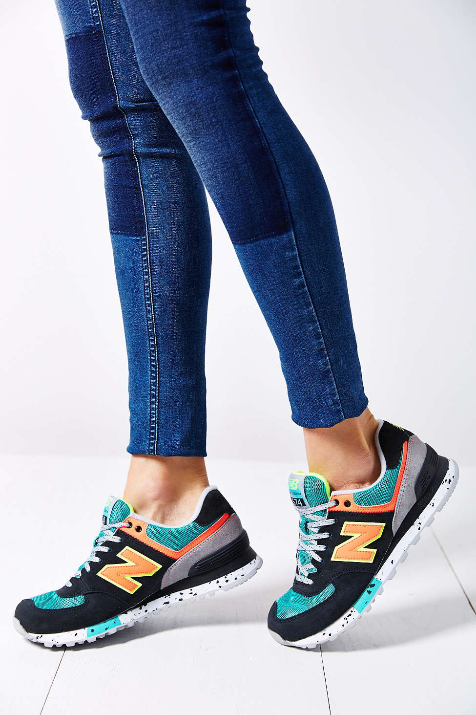 So So cute!!   New Balance   you kill it every time