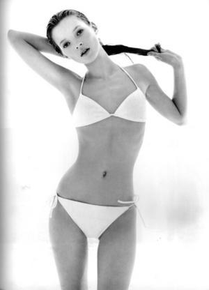 Kate Moss: Vouge