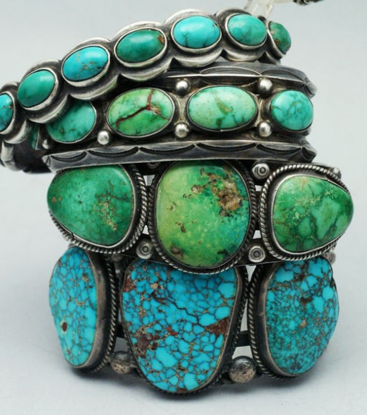 Vintage Turquoise- Pintrest