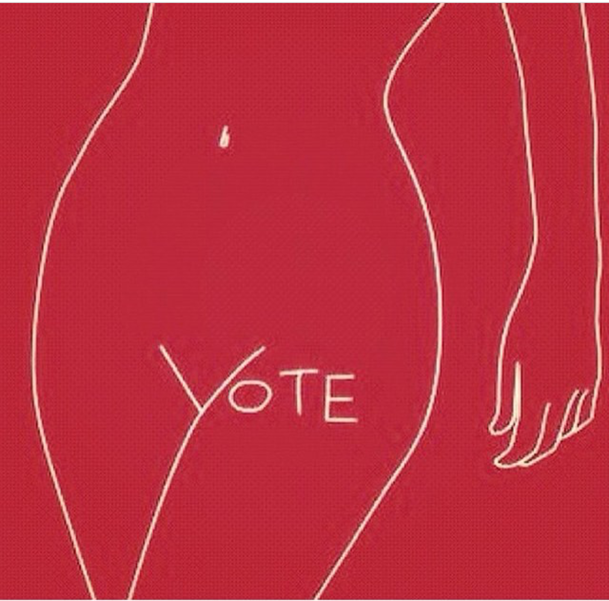 Just one of the things at stake in this election...YOUR BODY