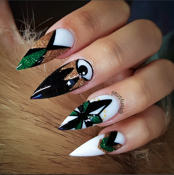 Not Negative Space but amazing from one of our fave acts- Tonysnail