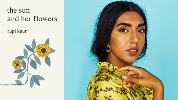 Pre-Order now-  The sun and her flowers
