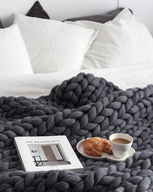 This AMAZING COZY DREAM is from   ETSY  !