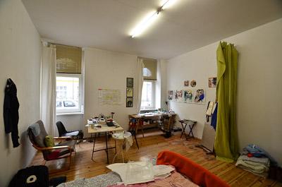 Takt, Berlin live/work studio