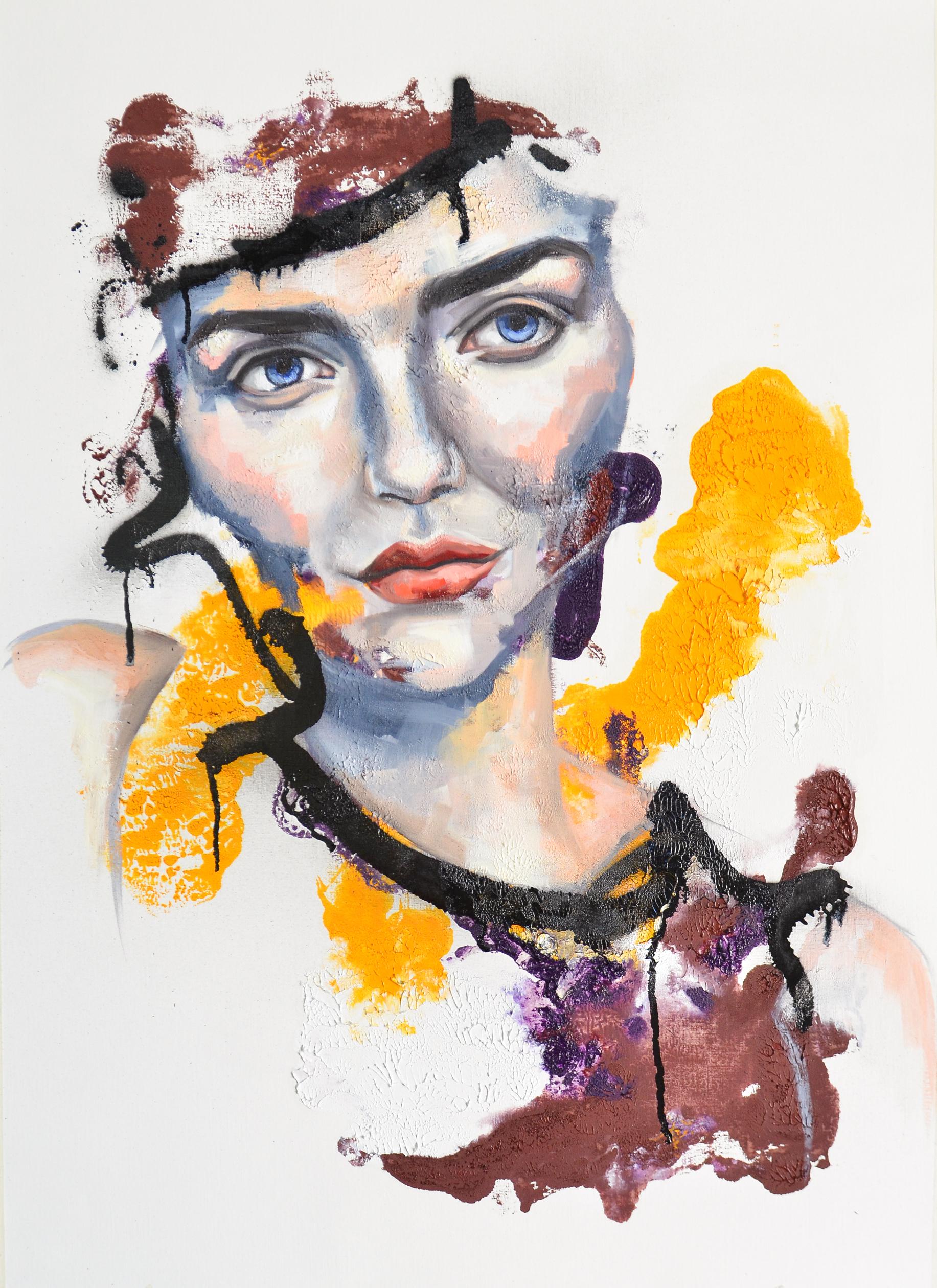 Spontaneity, oil & spray enamel on canvas, 80x60cm approx2.jpg