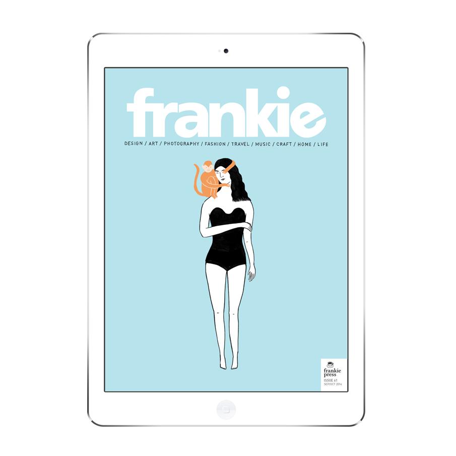 frankie magazine issue 61