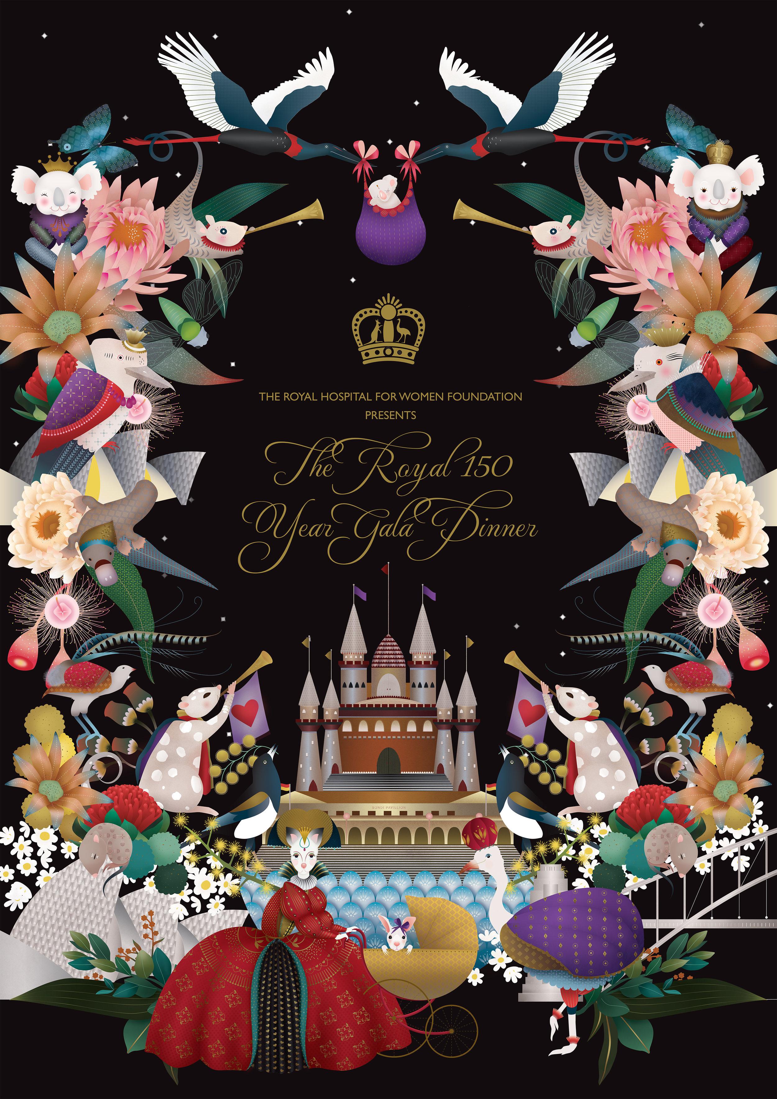 The Royal Hospital for Women Foundation by Nikki Johnstone