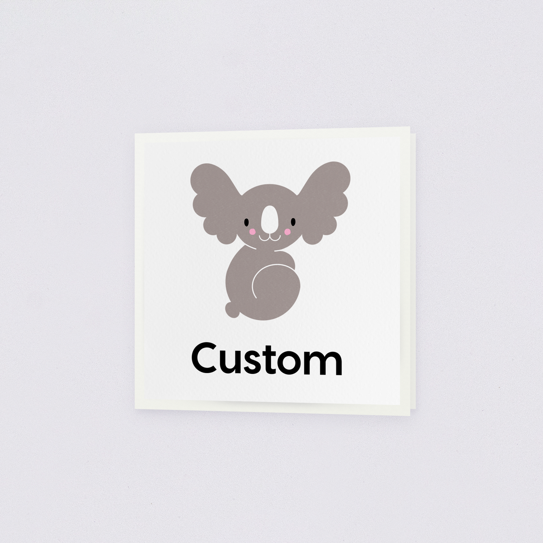 Custom - Cards (With detatchable archival mini prints)