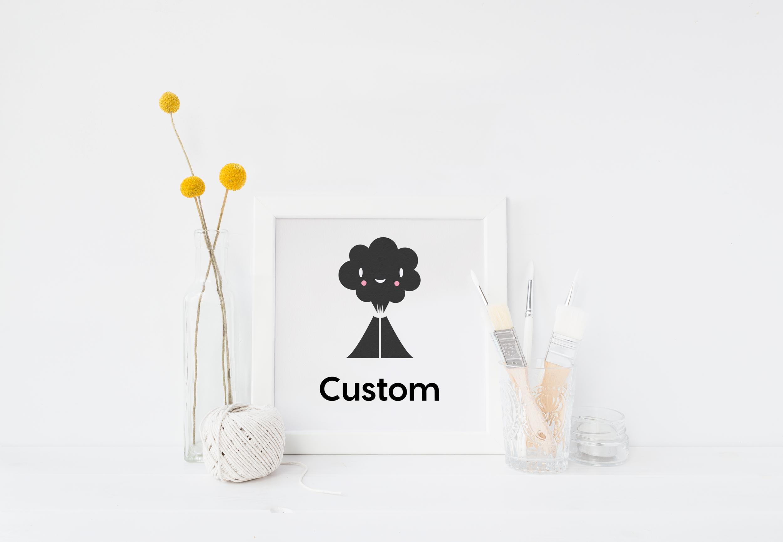 Custom - Prints (A4, A3 and A2)
