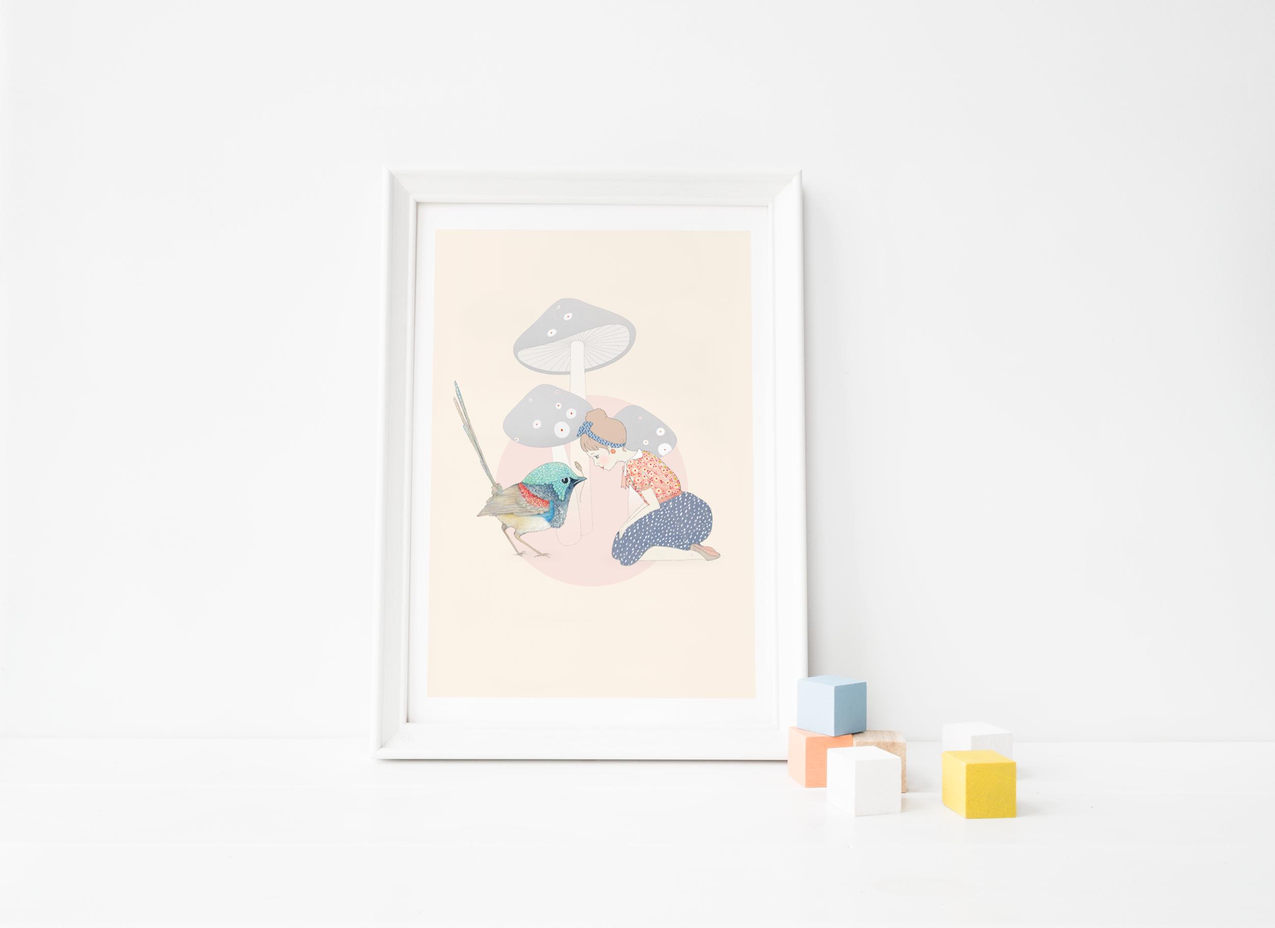 Imaginary Worlds - Prints