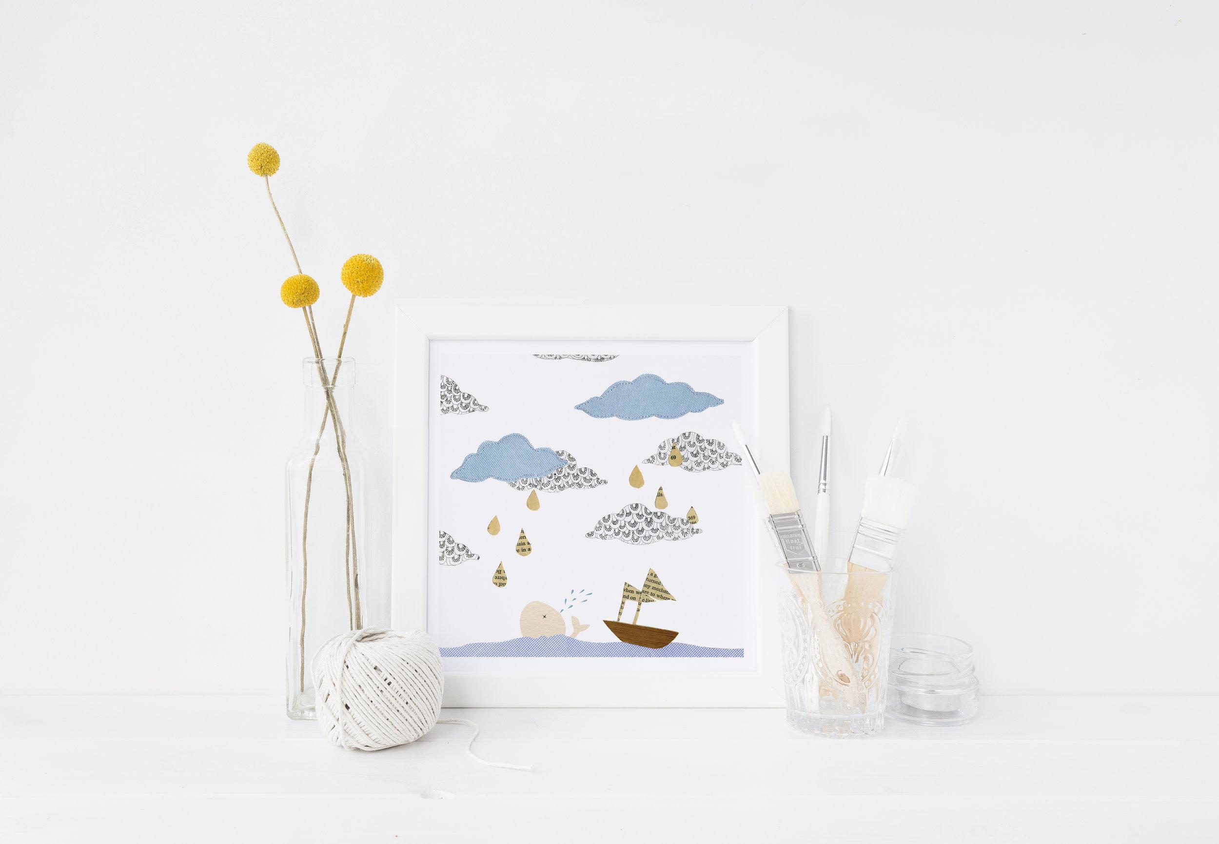 Far Away Lands - Prints
