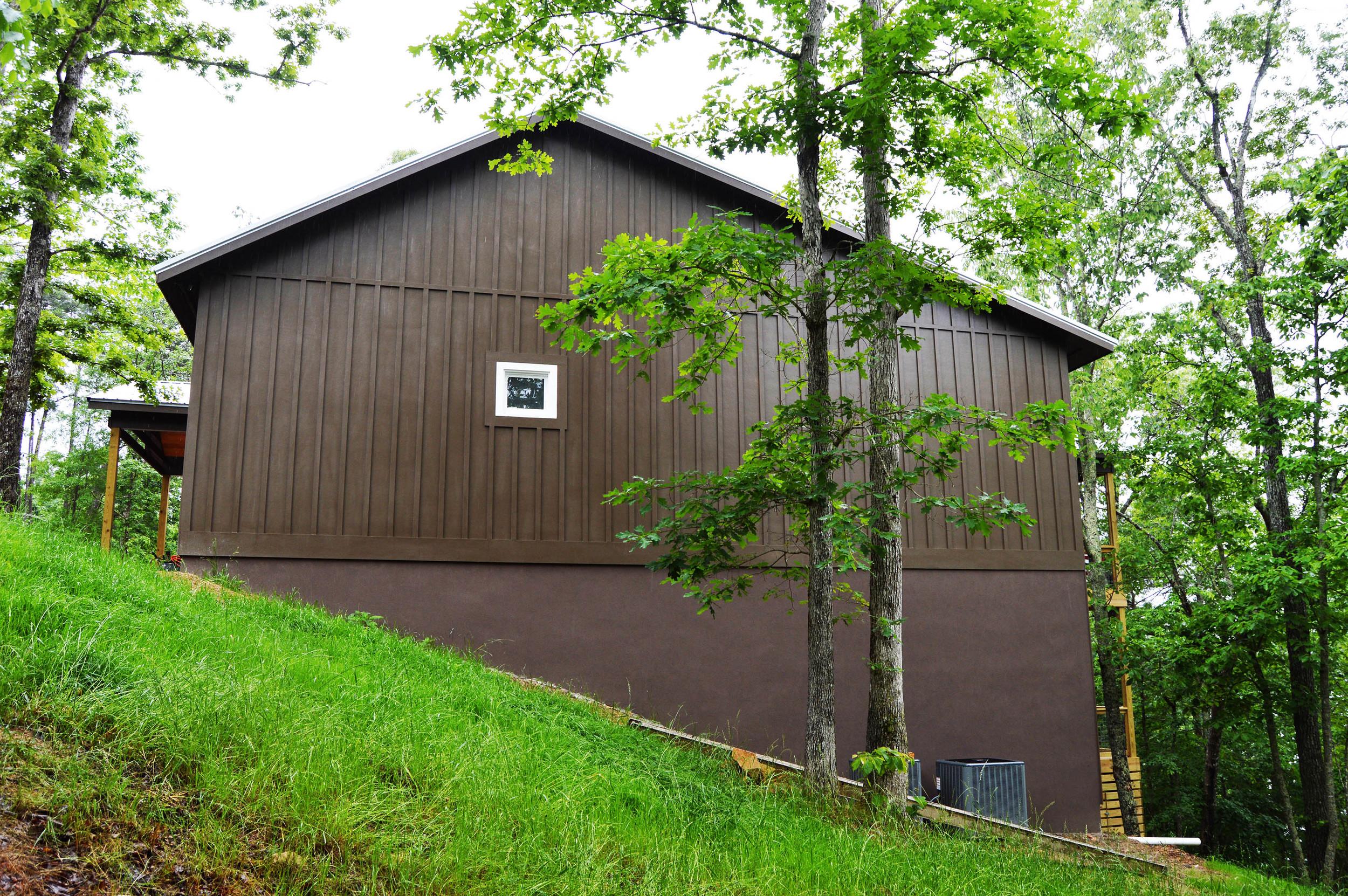 TALLstudio Holland Lake House - Smith Lake, AL