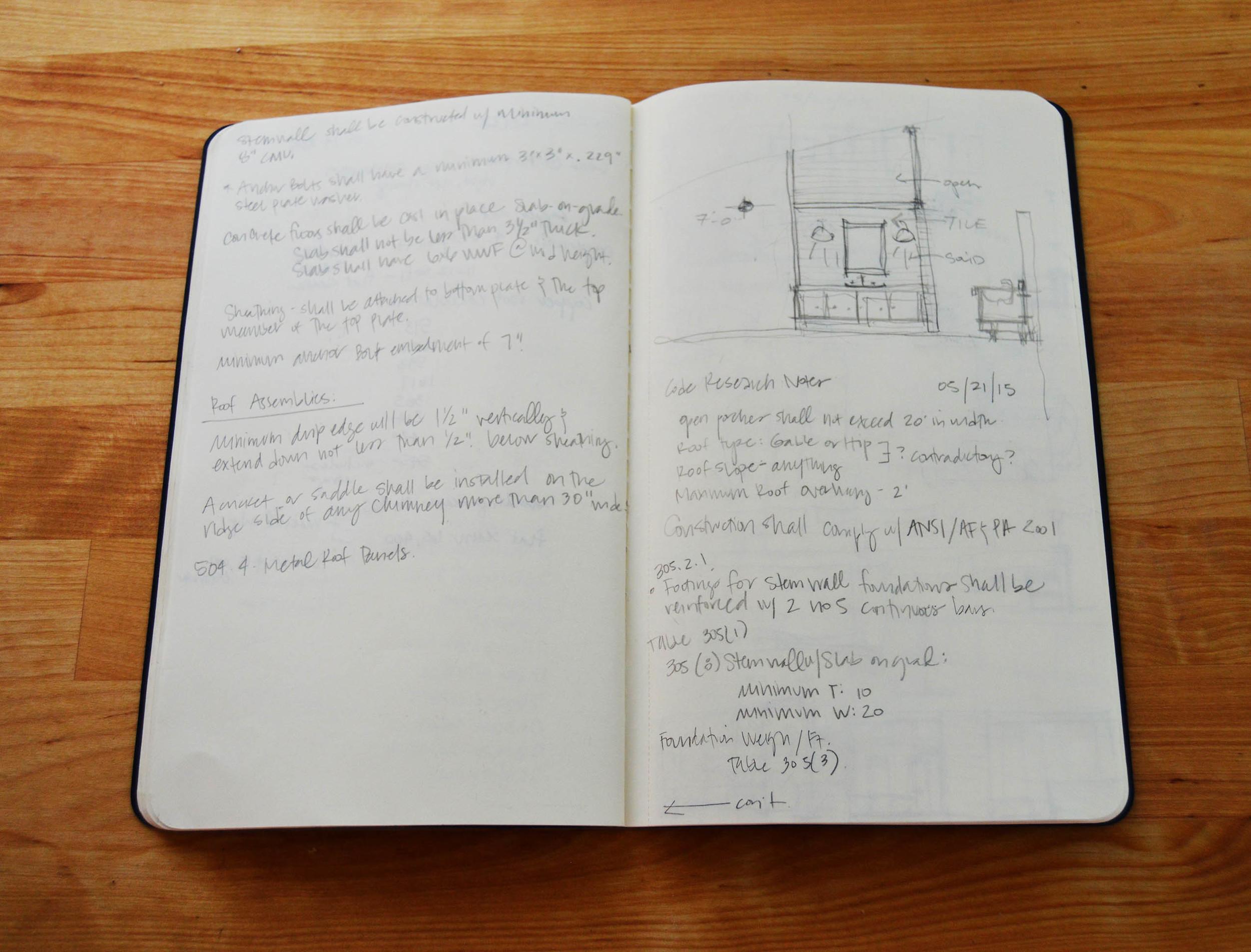 TALLstudio Bel Landes Design Development