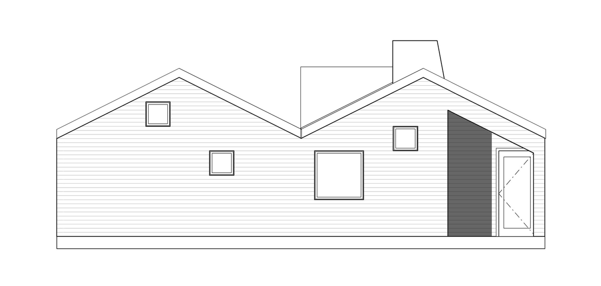 TALLstudio Architecture - Cabin - Lousiville, MS