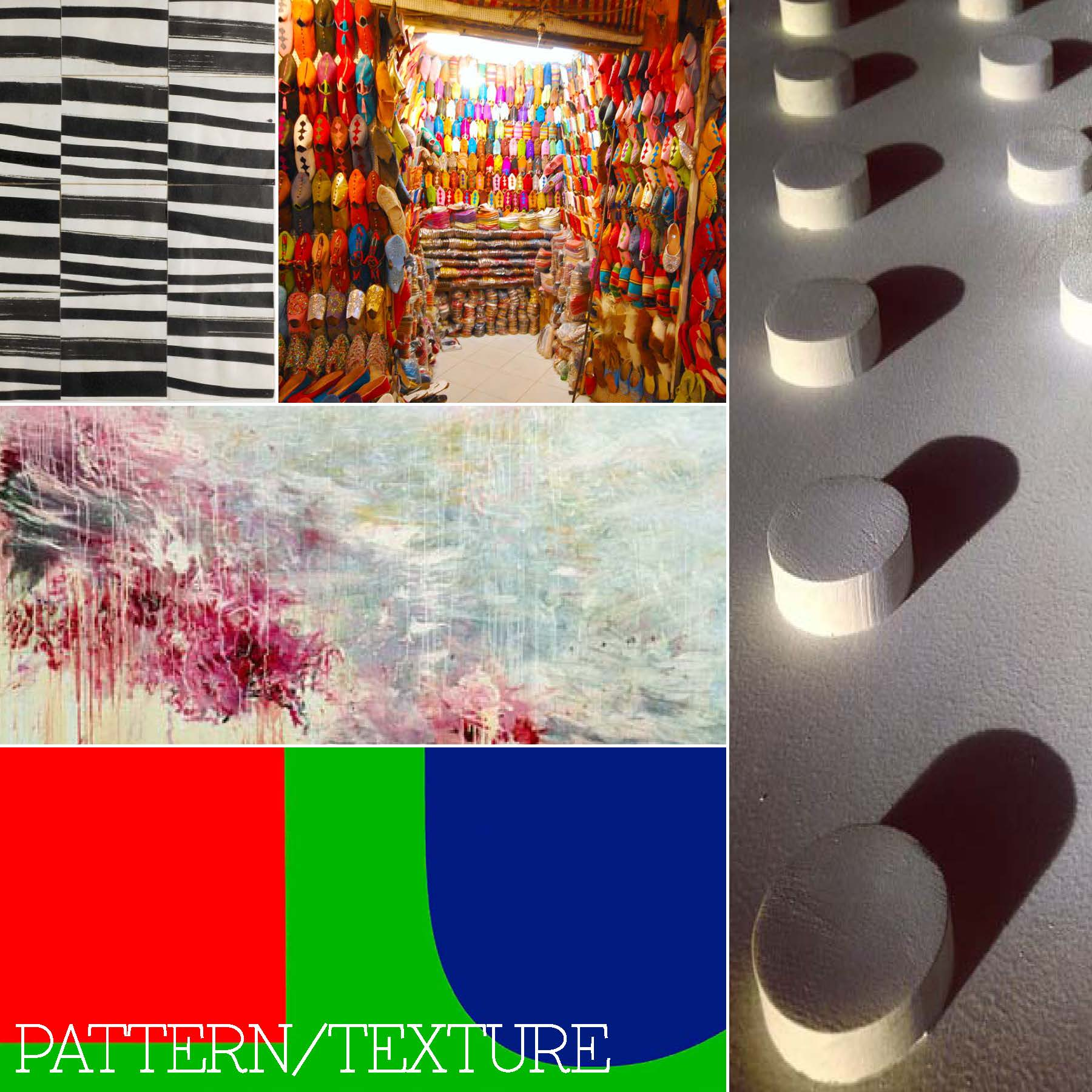 TALLstudio - Inspiration - Texture and Pattern
