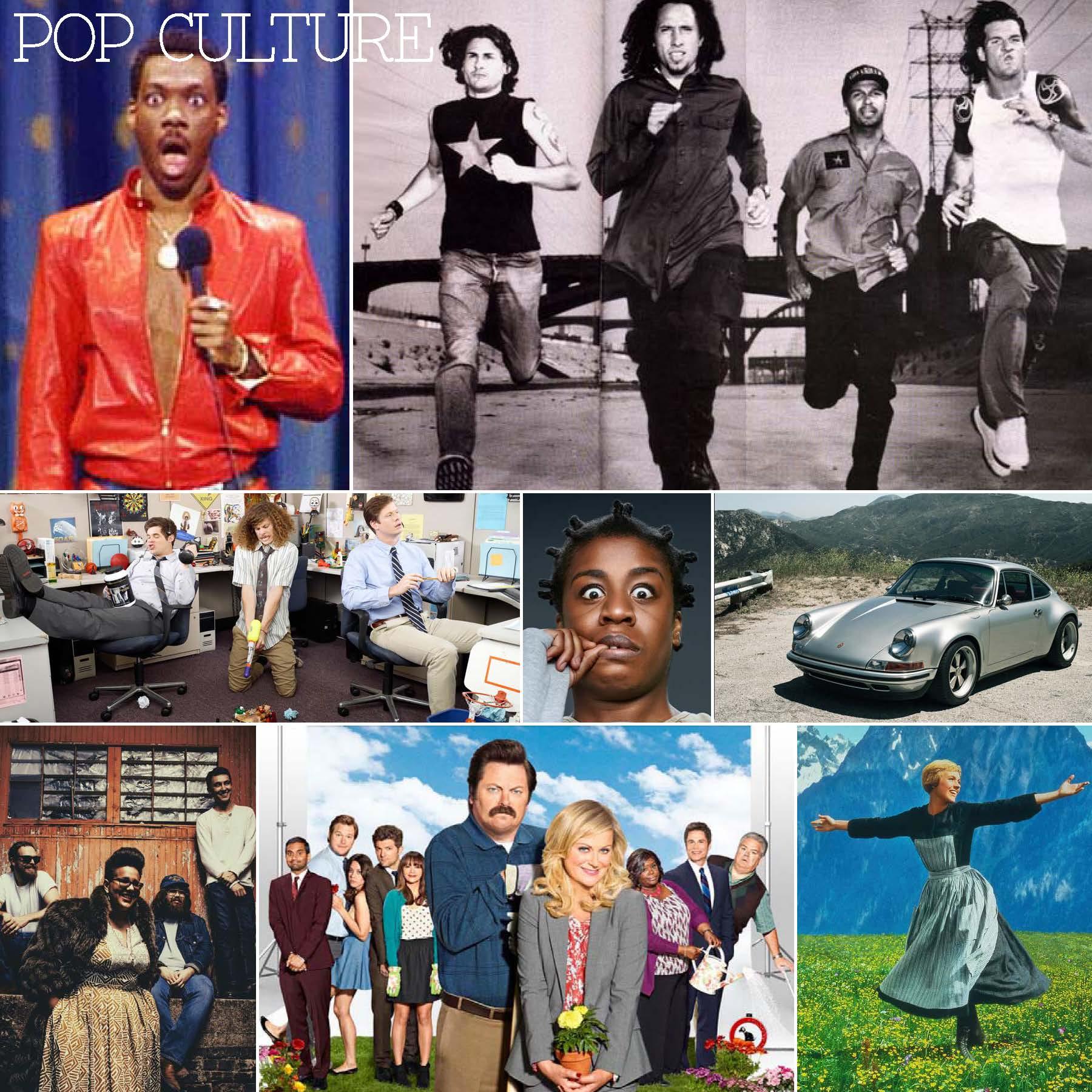 TALLstudio - Inspiration - Pop Culture