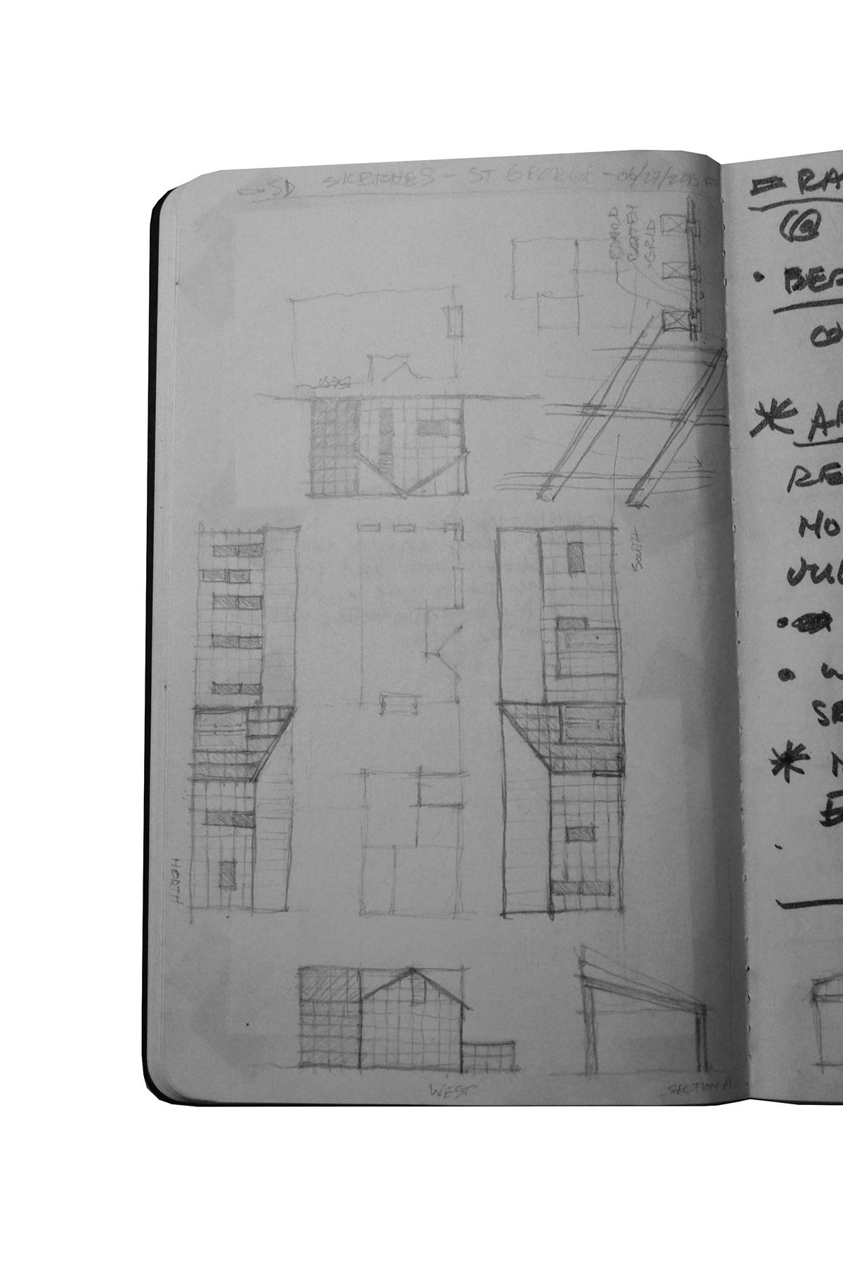 TALLstudio - Sketchbook