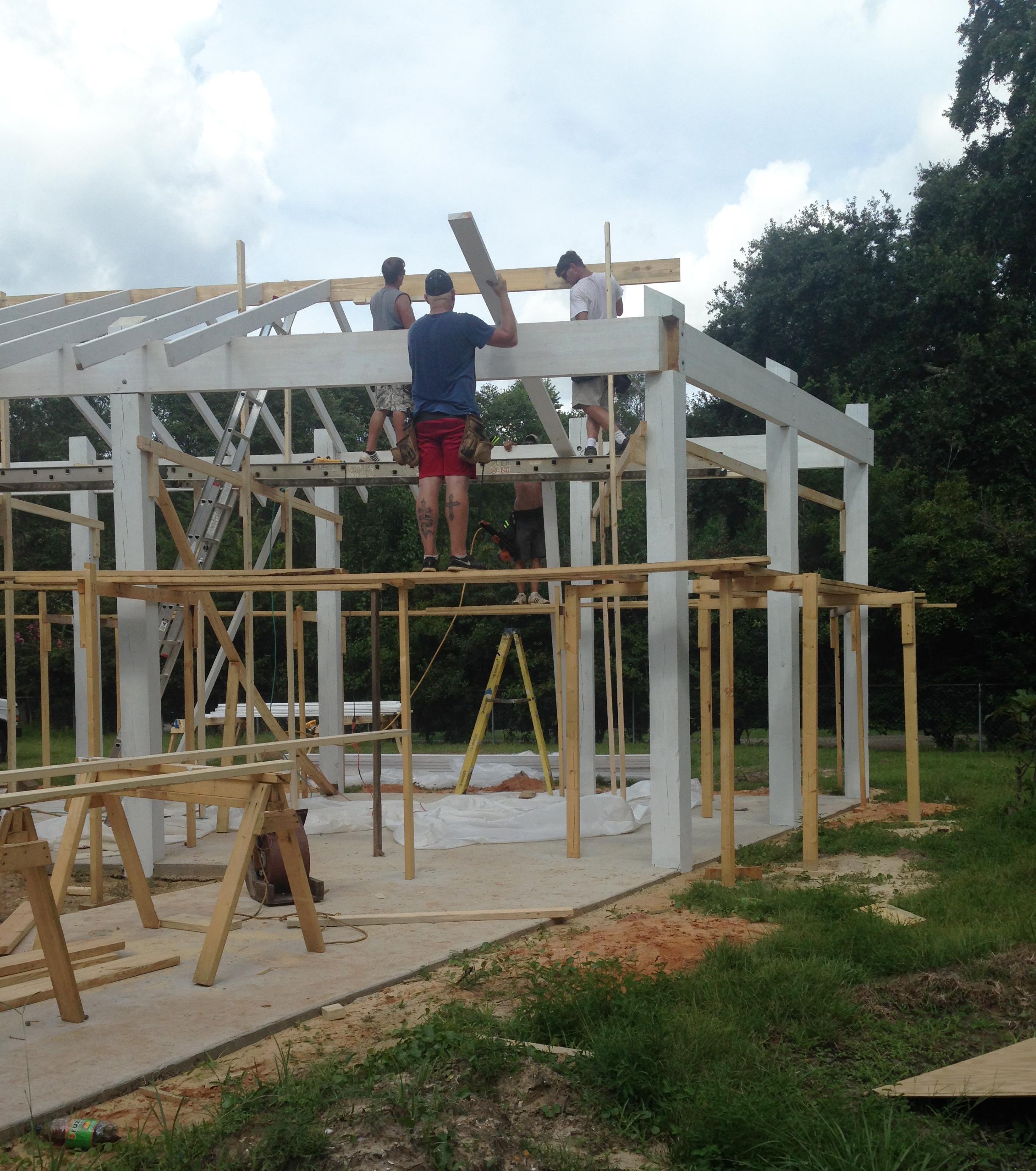 TALLstudio Architecture - Kastler Residence in Ocean Springs, MS