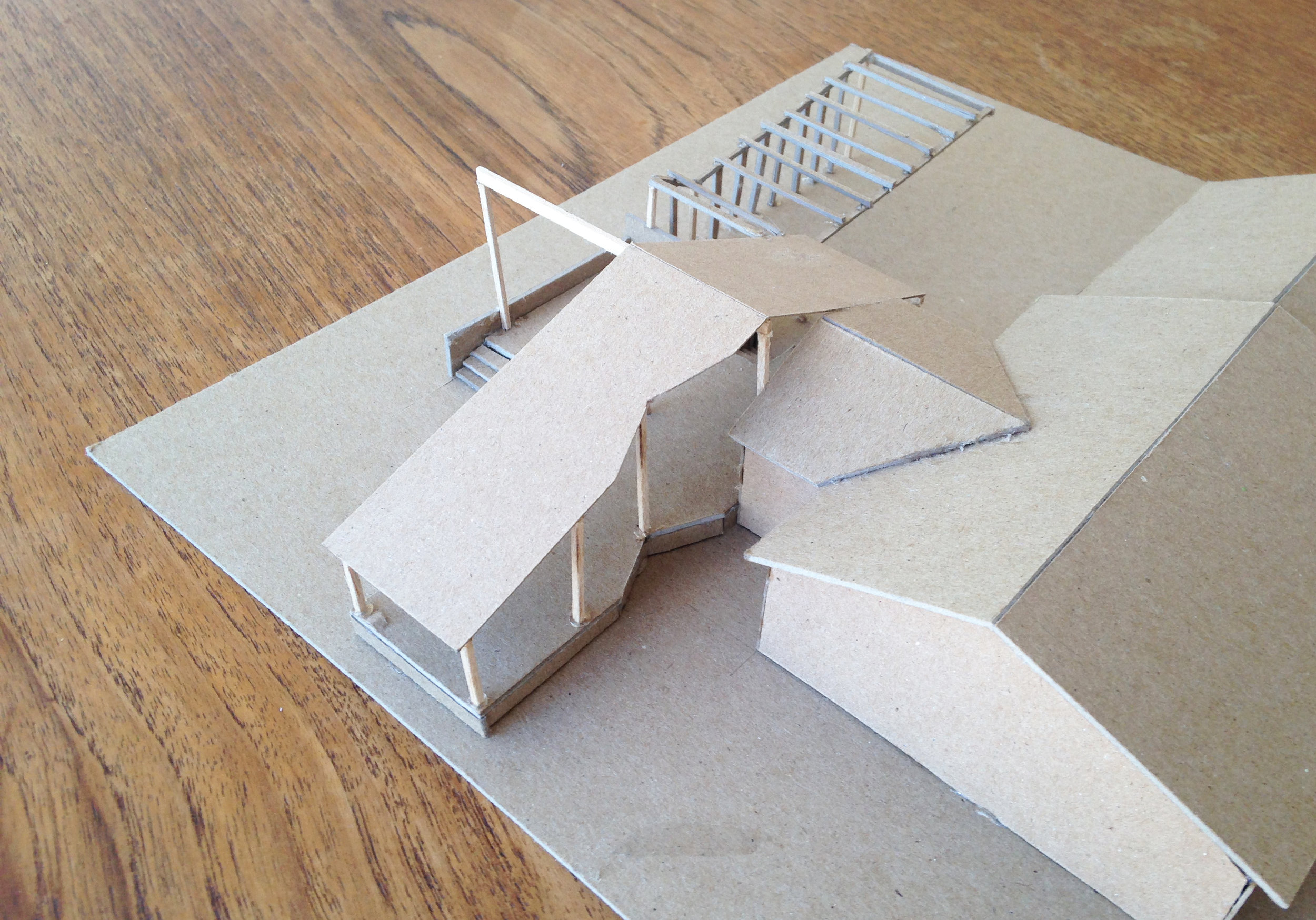 TALLstudio Architecture - Truxillo Residence in Ocean Springs, MS