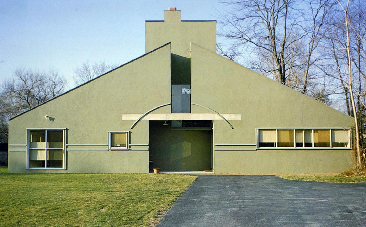 Vanna Venturi House -  ArchDaily