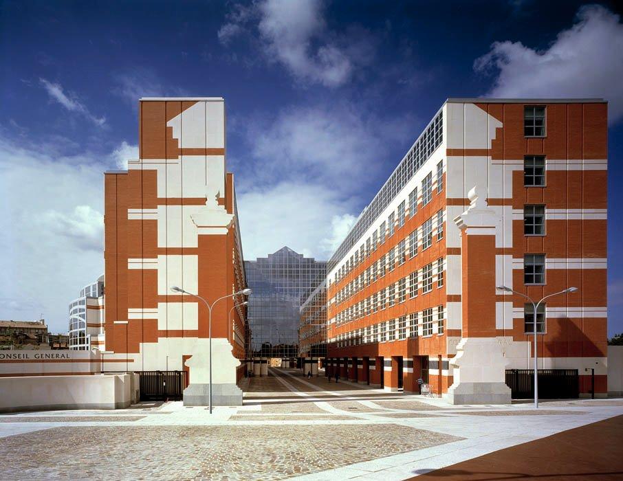 Provincial Capitol Building -  architectureweek.com
