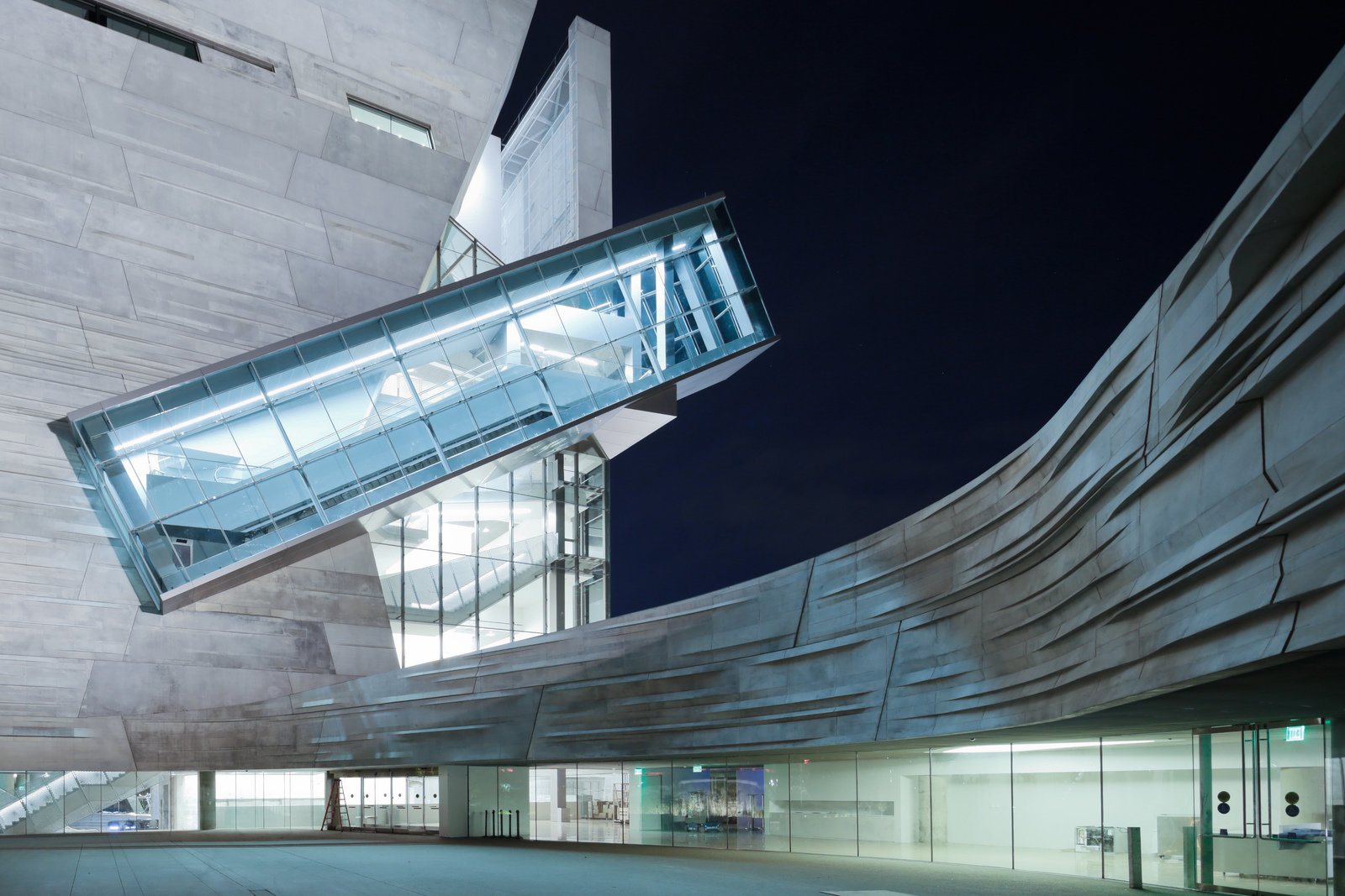 Perot Museum of Nature and Science -  morphosis.com
