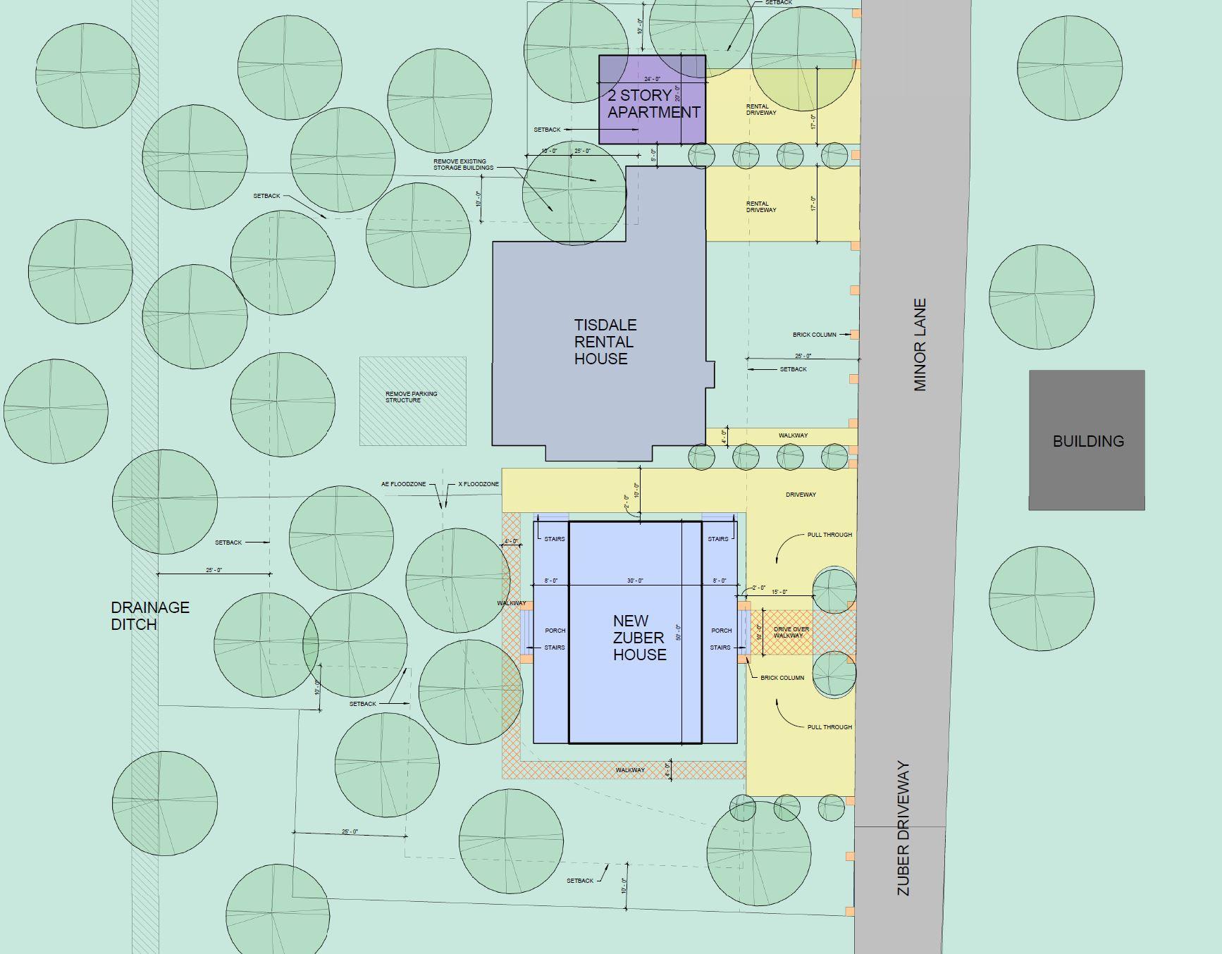 TALLstudio - Ocean Springs, MS - Master Plan