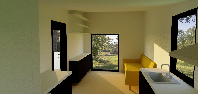 TALLstudio Architecture - Ocean Springs, MS - Tiny House