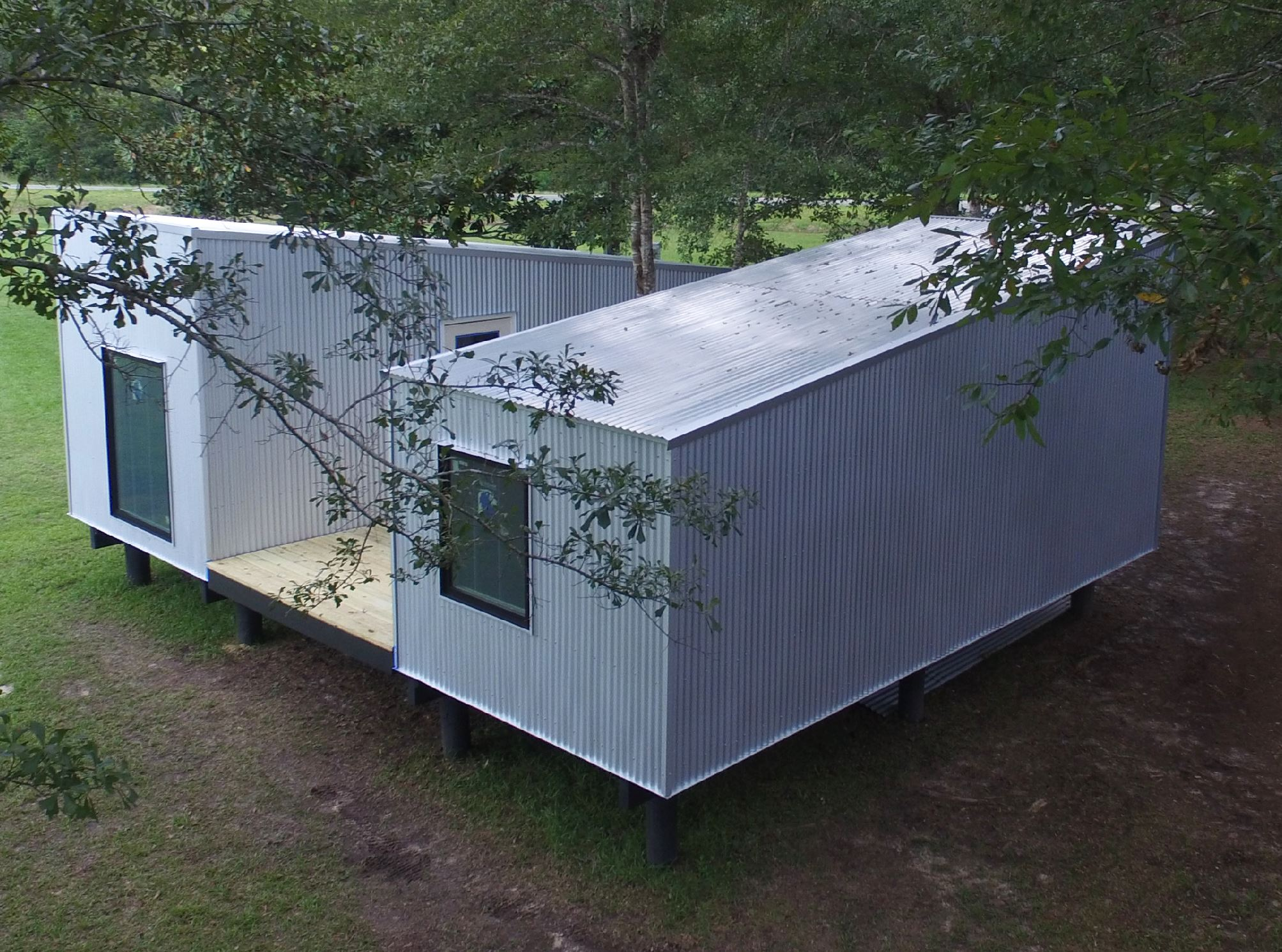 TALLstudio Architecture - TALLhouse - Ocean Springs, MS