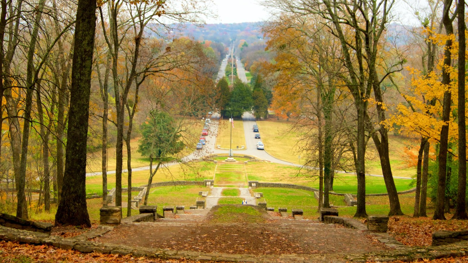 Percy Warner Park, Nashville  - My favorite place to frequent is the steps of Percy Warner Park.photo: Expedia.com