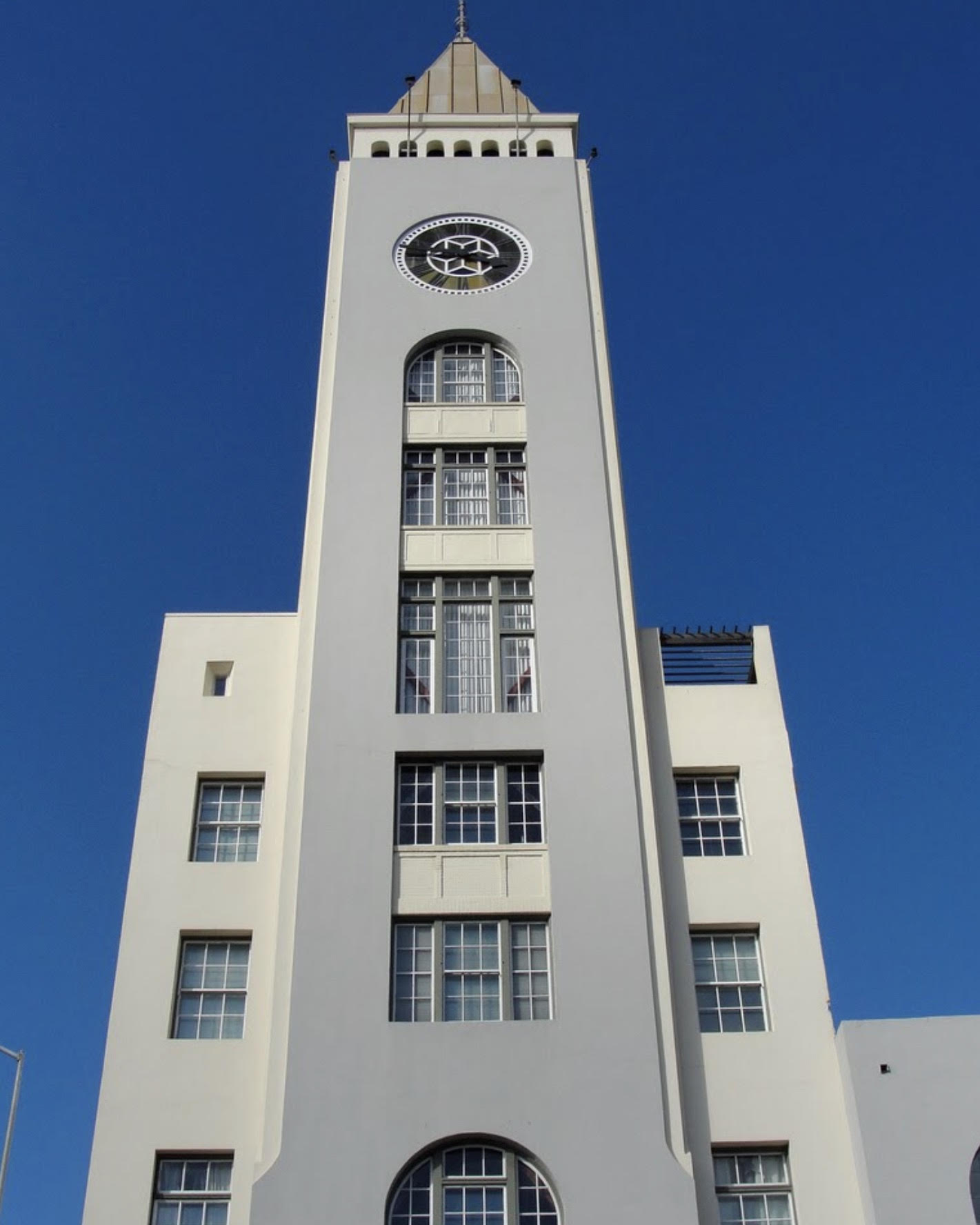 "Clocktower Lofts, San Francisco - The first time I crossed the bay bridge, long before I dreamed of living in California, I saw this tower jutting up alongside the freeway. I thought, ""If I ever moved to San Francisco, I'd want to live right there!"" Fast forward- I lived here for 8 years.photo: Keith Wooten"