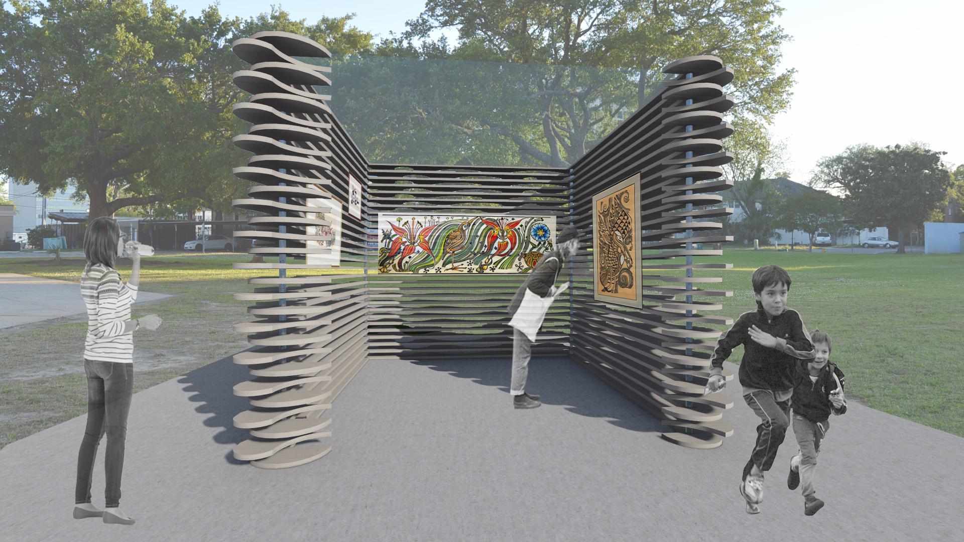 aTall Architects - Biloxi Art Studios - Biloxi, MS - Walter Anderson