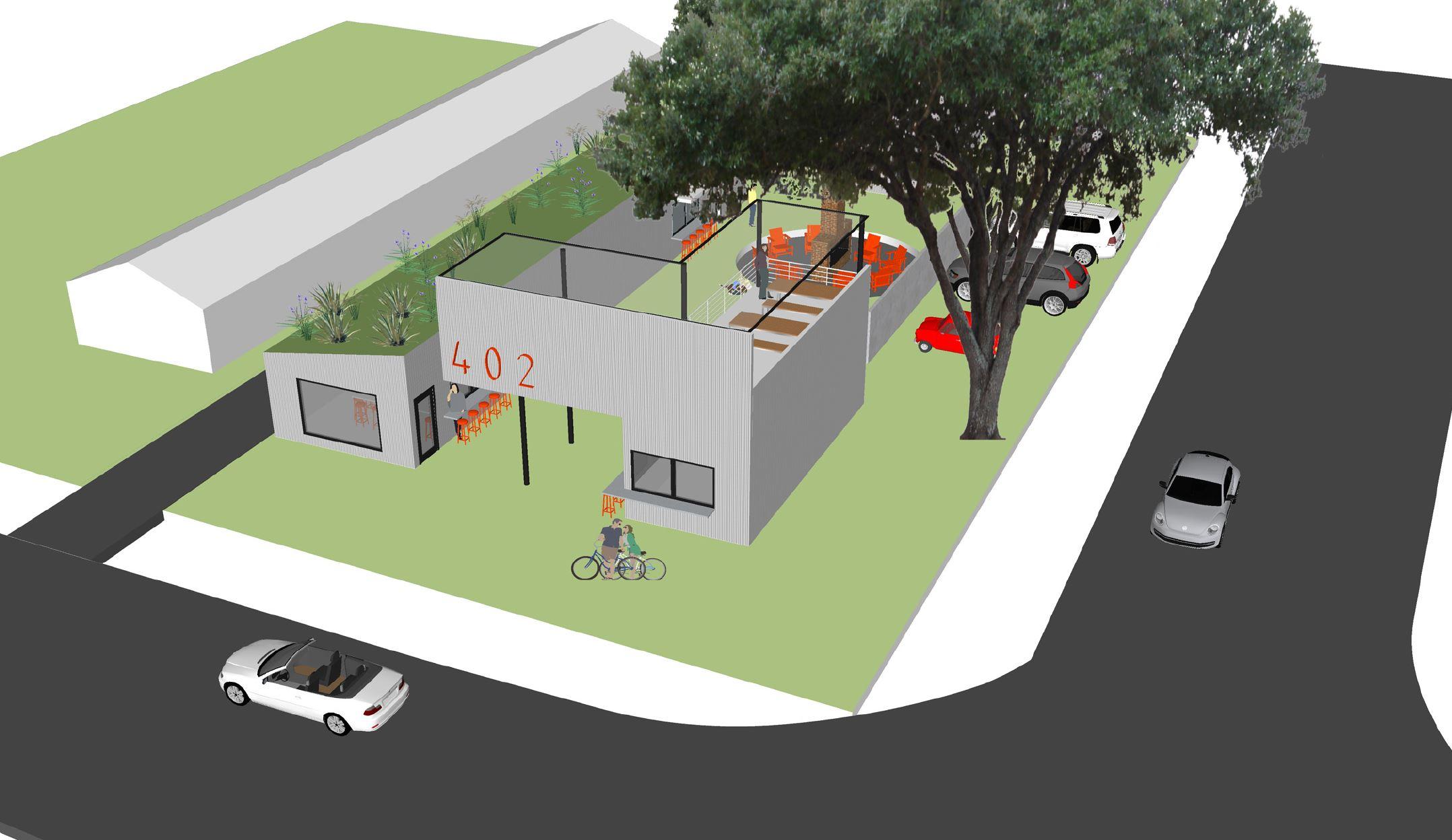Tall Architects - 402 Porter Avenue Development - Ocean Springs, MS
