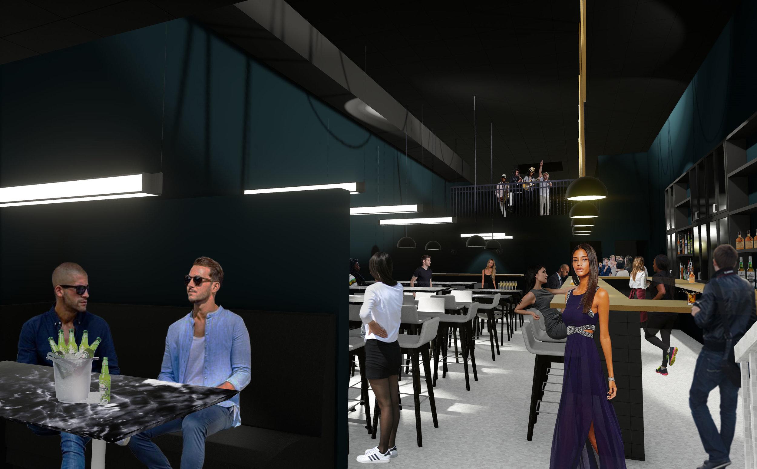 Tall Architects - Unlisted Speakeasy - Jackson, MS