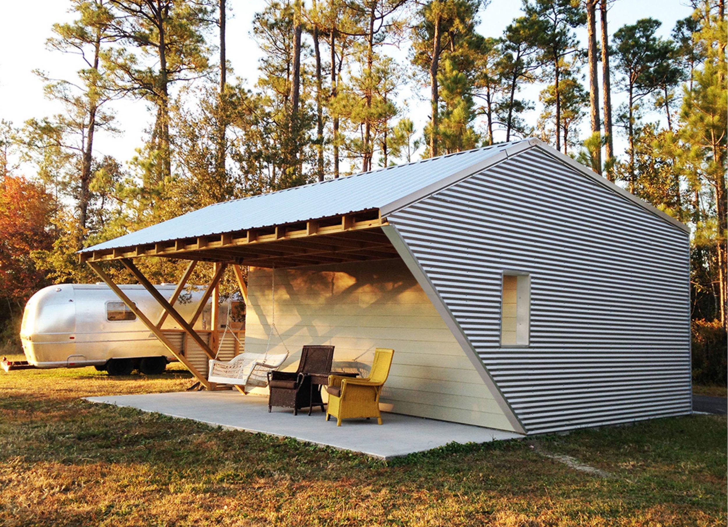 Tall Architects - Myrtle Sisters Art Farm - Ocean Springs, MS