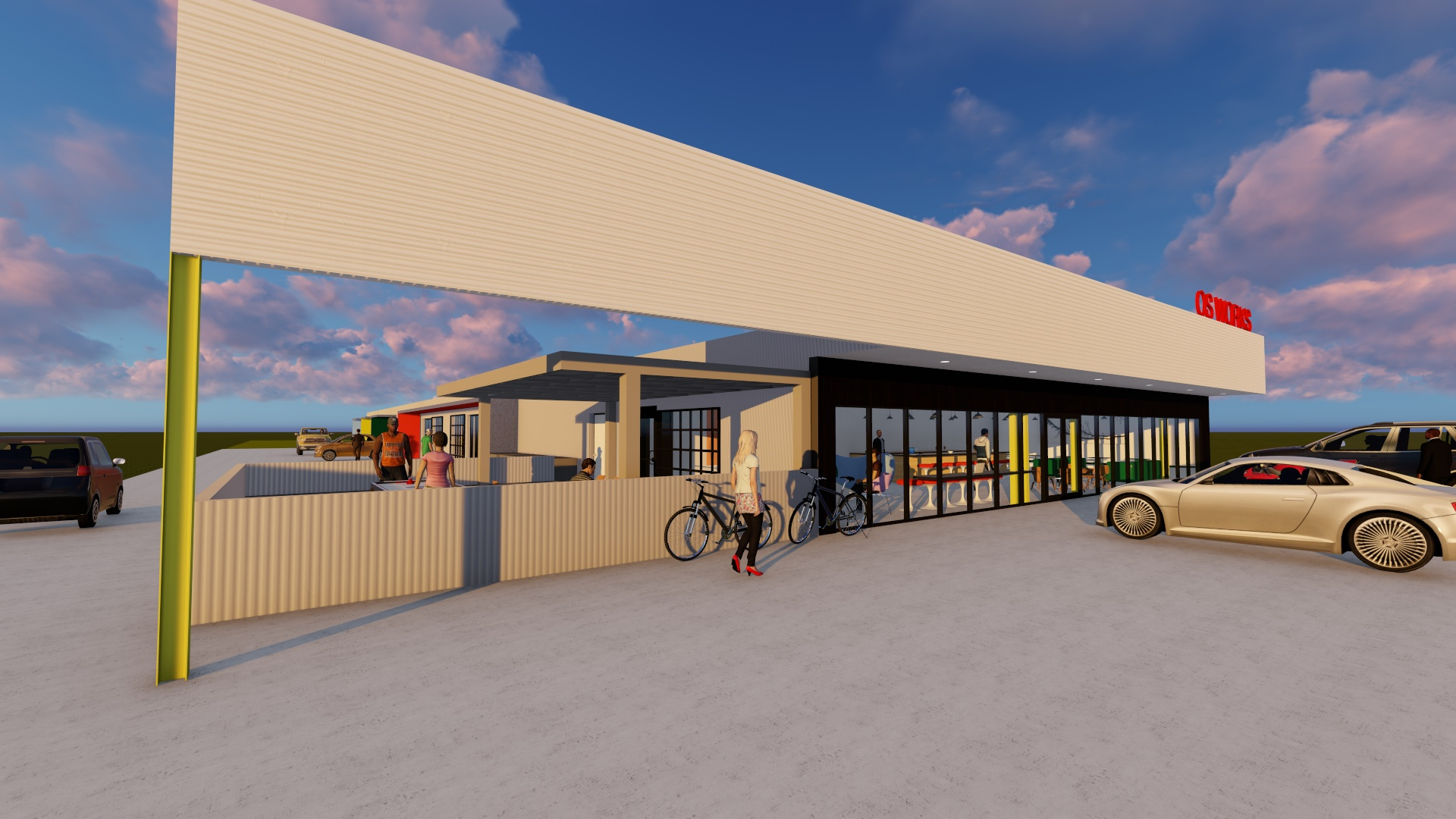 Tall Architects - Co-oping Workplace - Ocean Springs, MS