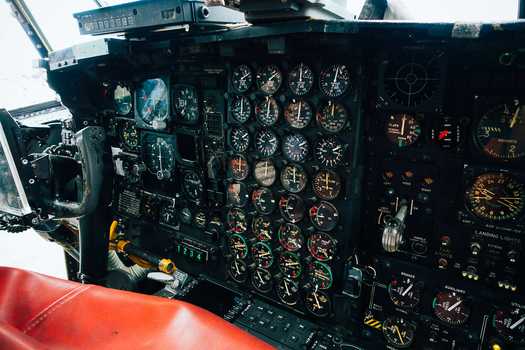 Lockheed C-130 Hercules Panel