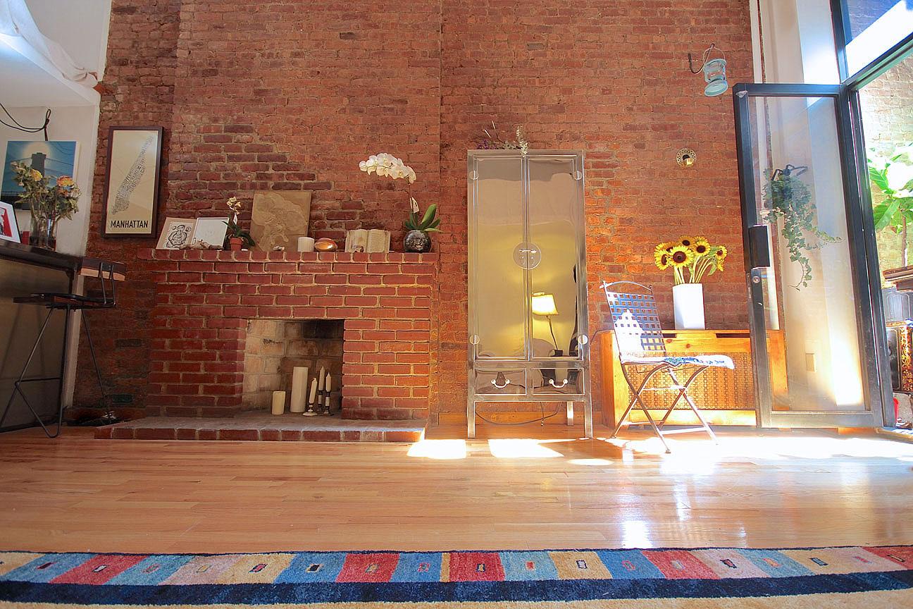 Living room interior design by Evangeline Dennie, 2014
