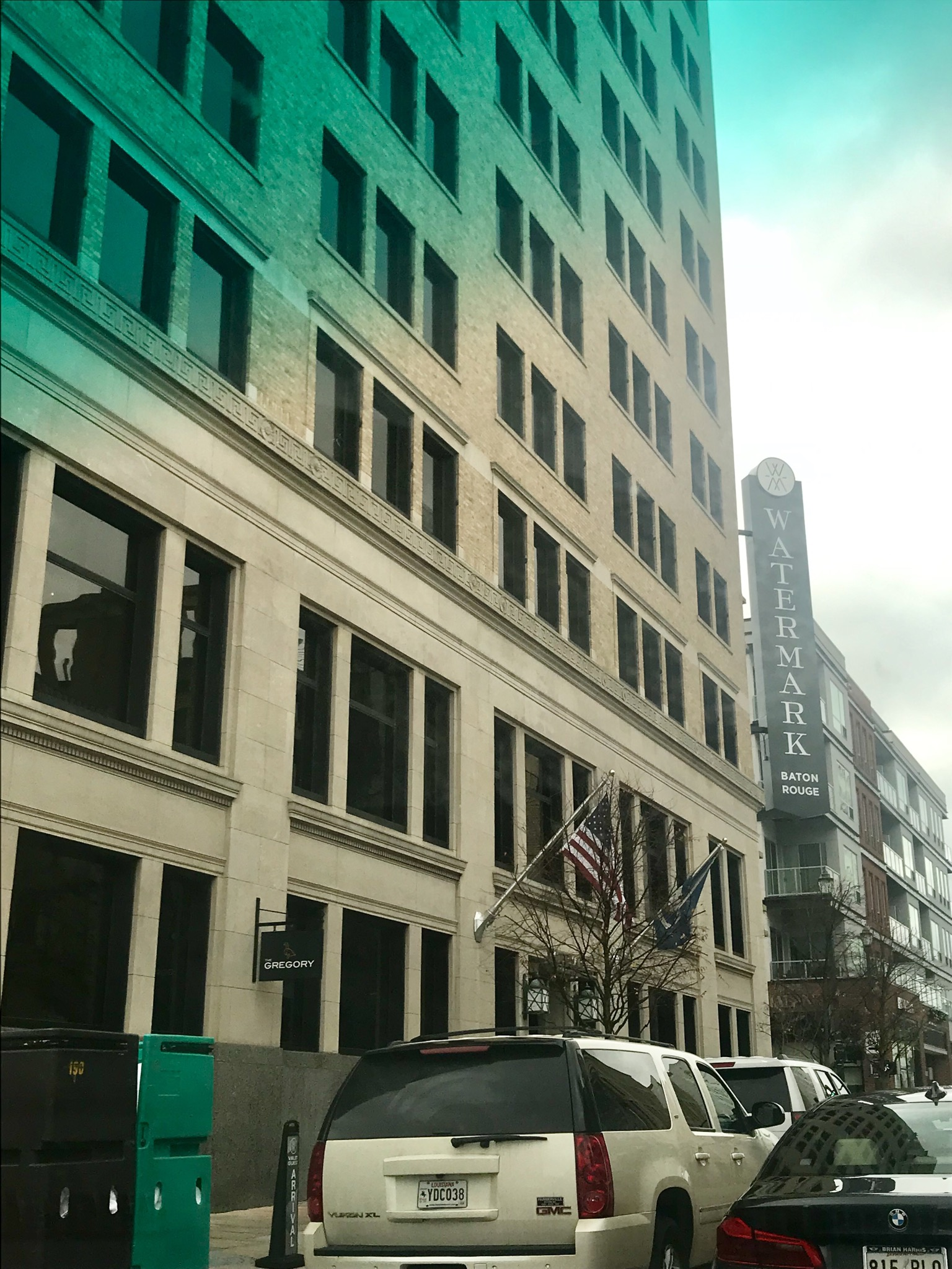 Watermark Hotel - We had a great stay at this well-appointed and conveniently located hotel