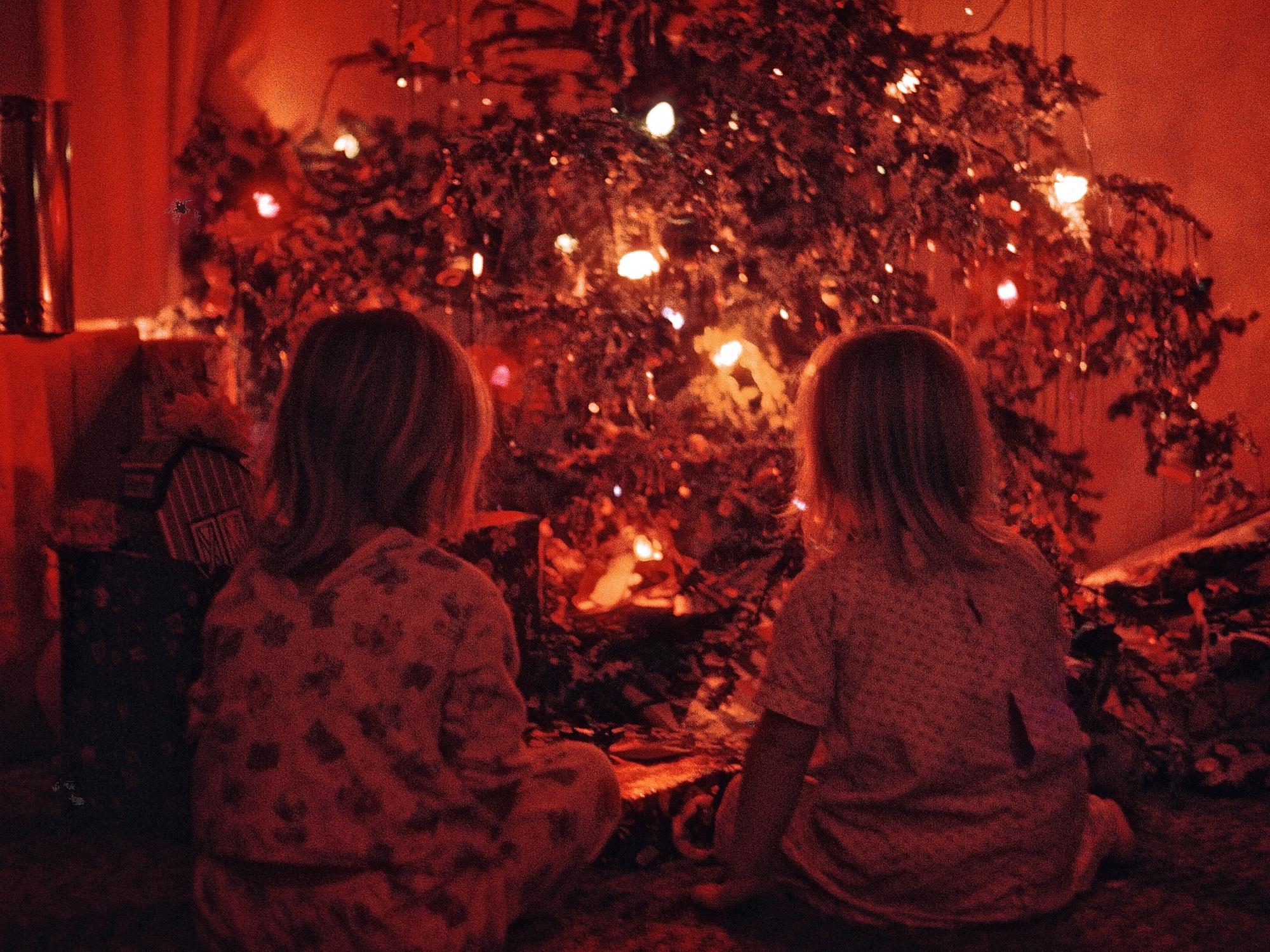Dustie & Jodie, Christmas 1971