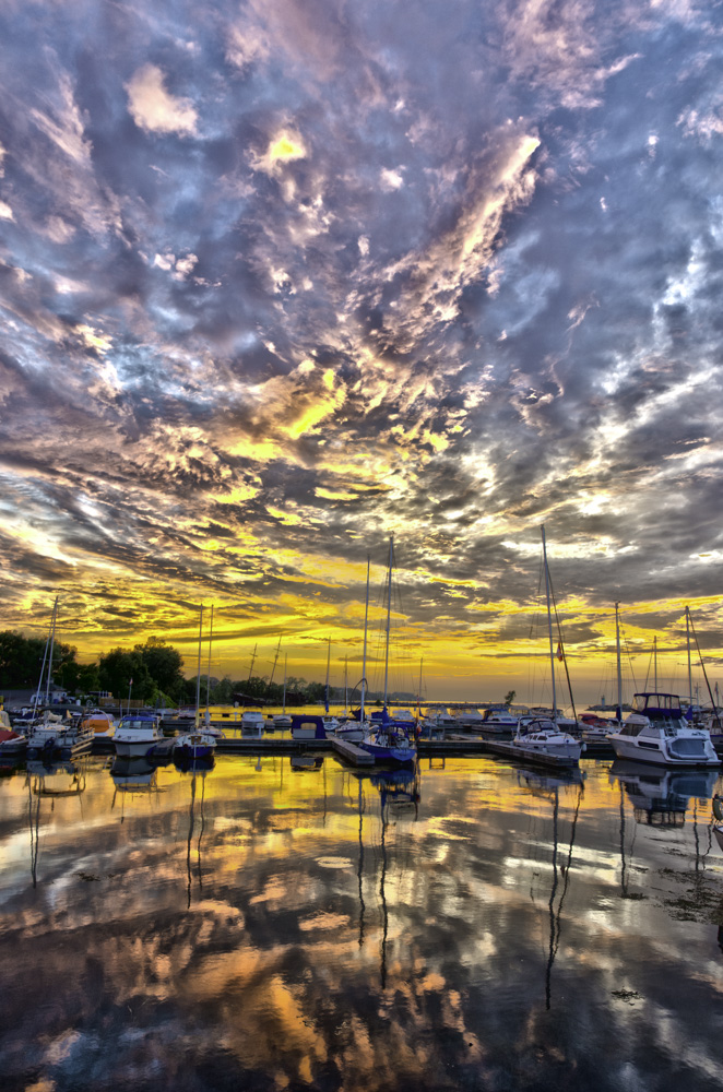 """Natural Beauty"" at Jordan Harbourside, Niagara ON"