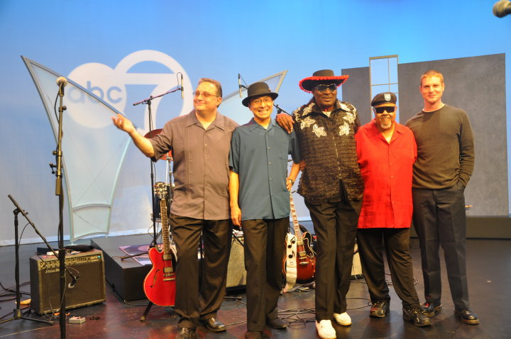 ABC 7 TV  Eddy Clearwater Band