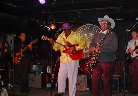 Eddy Clearwater & Lonnie Brooks