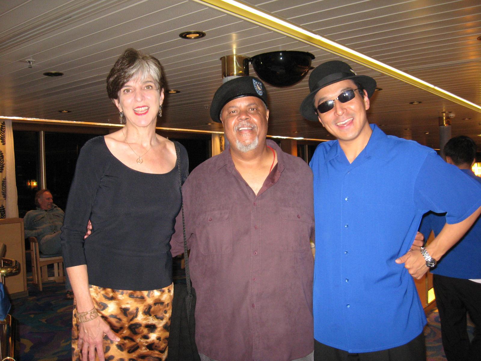 Marcia Ball, Merle Perkins & Shoji