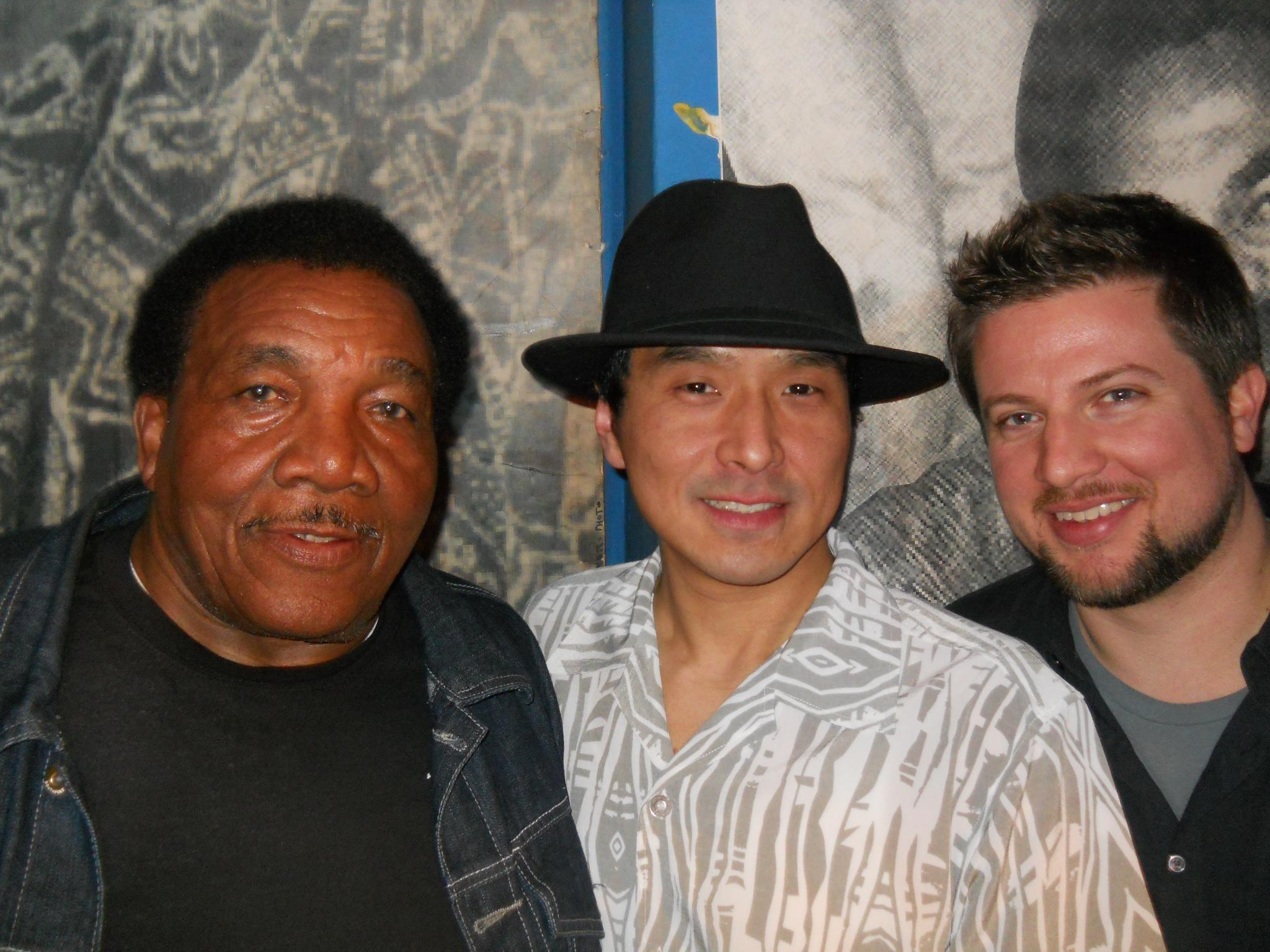 Willie Buck, Shoji and Dan Carelli