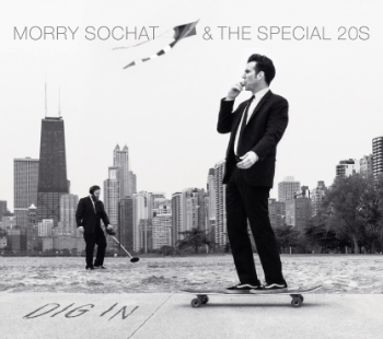 Dig In / Morry Sochat & The Special 20s  released in November 2015  Shoji plays guitar and harmonica