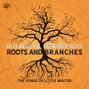 Roots And Branches: The Songs Of Little Walter / Billy Branch & The Sons Of Blues  released in 2019  Shoji plays guitar on Truck 12